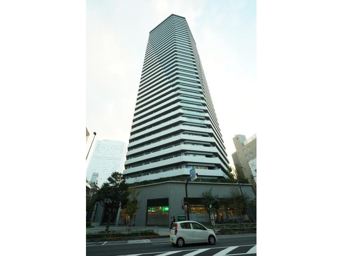 UR賃貸住宅の一つ、東池袋ヴァンガードタワー